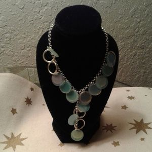 TWO Fashionable Necklaces! Check them out!